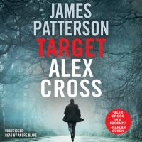 Target Alex Cross cover