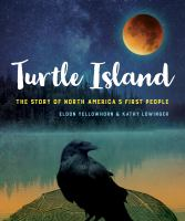 Turtle Island : the story of North America's first people cover