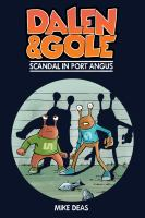 Dalen & Gole : scandal in Port Angus cover
