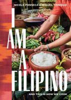 I Am A Filipino cover