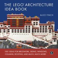The Lego Architecture Idea Book cover