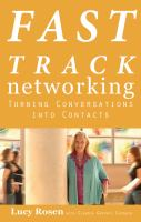 Fast track networking  cover