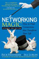 Networking magic cover
