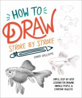 How to Draw Stroke by Stroke cover