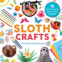 Sloth Crafts cover