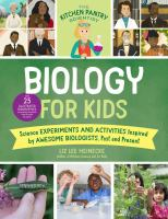 Biology For Kids cover