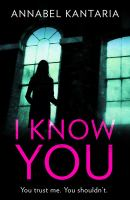 I Know You cover
