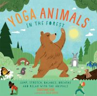 Yoga Animals in the Forest cover