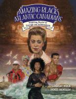 Amazing Black Atlantic Canadians cover