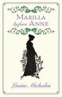 Marilla Before Anne cover