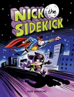 Nick the Sidekick cover