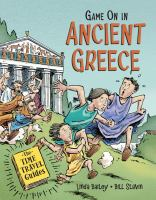 Game on in ancient greece cover
