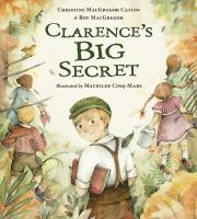 Clarence's Big Secret cover