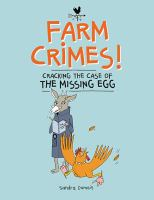 Farm Crimes: Cracking the Case of the Missing Egg cover