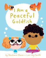 I Am A Peaceful Goldfish cover