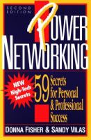 Power networking  cover