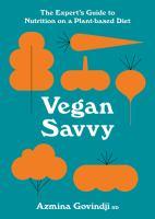 Vegan Savvy cover