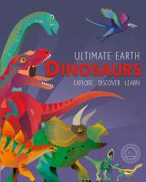 Ultimate Earth: Dinosaurs cover