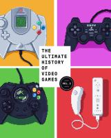 The Ultimate History of Video Games Vol. 2 cover