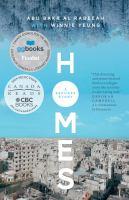 Homes: a refugee story cover