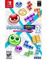 Puyo Puyo Tetris 2 cover