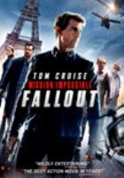 Mission impossible. Fallout cover