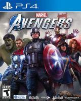 Avengers cover