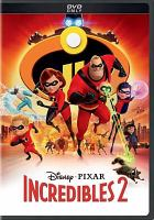 Incredibles 2 cover