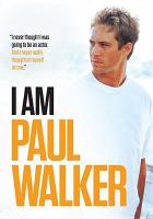 I Am Paul Walker cover