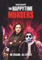 The Happytime murders cover