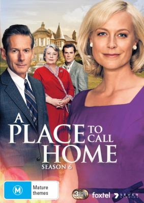 Cover image for A place to call home [DVD]. Season 6.