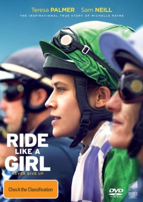 Cover image for Ride like a girl [DVD].