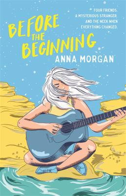 Cover image for Before the beginning / Anna Morgan.