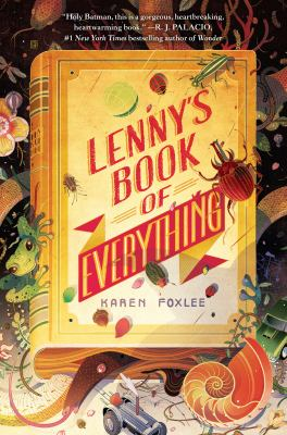 Cover image for Lenny's book of everything / Karen Foxlee.