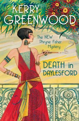 Cover image for Death in Daylesford / Kerry Greenwood.