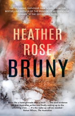 Cover image for Bruny / Heather Rose.