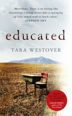 Cover image for Educated / Tara Westover.