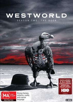 Cover image for Westworld : Season 2 : The Door [DVD].