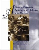 A guide to observation, participation, and reflection in the classroom 的封面图片