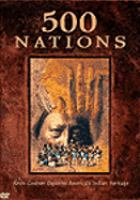 Cover image for 500 nations