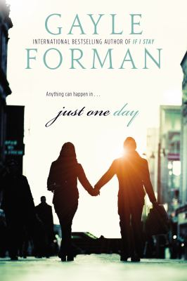 Picture of book cover for Just One Day