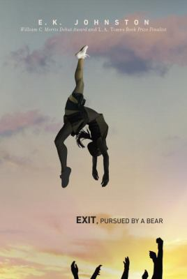 Picture of book cover for Exit, Pursued by a Bear