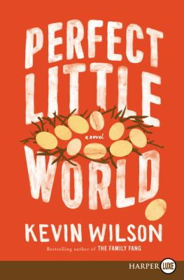 Picture of book cover for A perfect little world