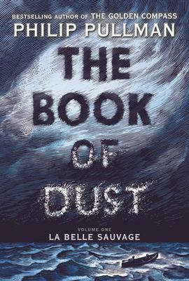Book jacket cover of The Book of Dust