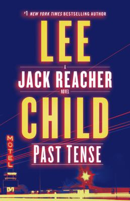 Book jacket cover of Past Tense