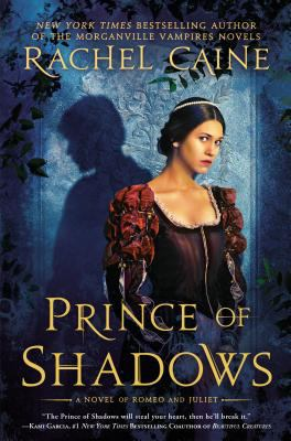 Picture of book cover for Prince of Shadows