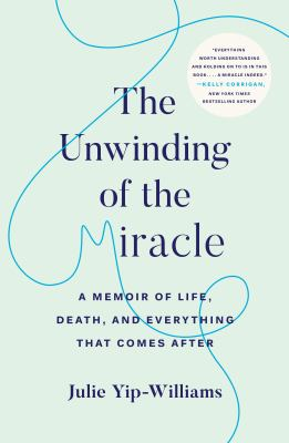 Book jacket cover of The Unwinding of the Miracle