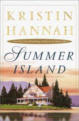 Picture of book cover for Summer Island