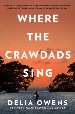 Picture of book cover for Where the crawdads sing