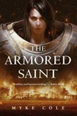 Book jacket cover of The Armored Saint